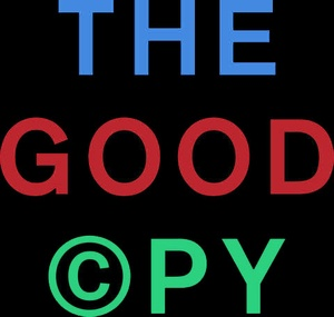 The Good Copy logo
